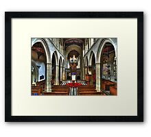 University Church of St Mary the Virgin, Oxford Framed Print