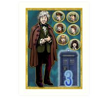 Scientific Advisor to U.N.I.T. Art Print