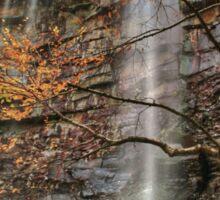 Onoko Falls Autumn Sticker