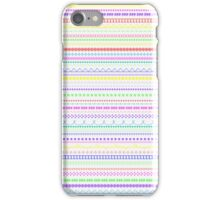 hipster line iPhone Case/Skin