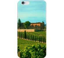 Tuscany iPhone Case/Skin