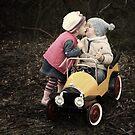 First Kiss by Annette Blattman