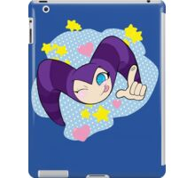 Cutie NiGHTS the Nightmaren iPad Case/Skin