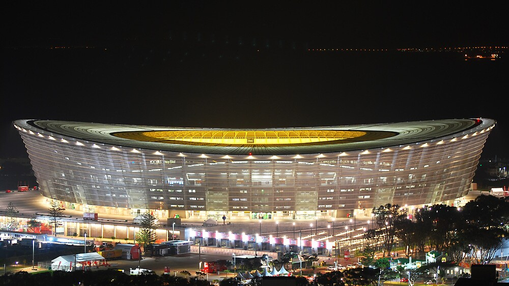 Stadium of Symmetry by Simon Gottschalk