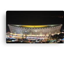 Stadium of Symmetry Canvas Print