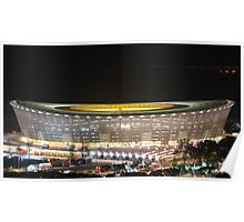 Stadium of Symmetry Poster