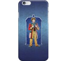 The Doctor - No. 6 iPhone Case/Skin