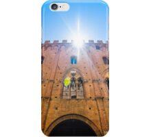Palazzo Pubblico iPhone Case/Skin