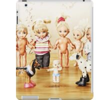 From life of toys. Boxing iPad Case/Skin