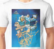 Suspension of disbelief Unisex T-Shirt