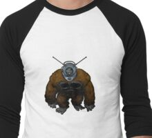 Ro-Man Men's Baseball ¾ T-Shirt