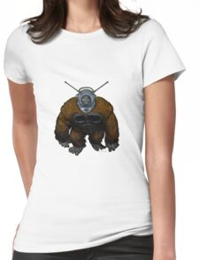 Ro-Man Womens Fitted T-Shirt