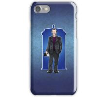 The Doctor - No. 9 iPhone Case/Skin