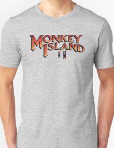 Monkey Island in Chains T-Shirt