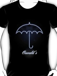 Gotham Oswald's night club T-Shirt