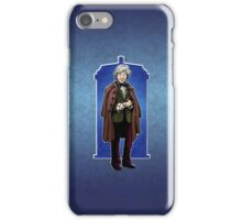The Doctor - No. 3 iPhone Case/Skin