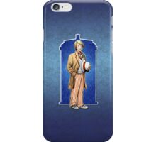The Doctor - No. 5 iPhone Case/Skin