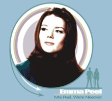 Emma Peel- Mrs Peel...We're Needed by TheeFunk