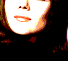 Emma Peel- Mrs Peel...We're Needed Sticker