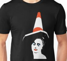 Traffic Cone T Shirt, Glasgow, Scotland, UK, Europe Unisex T-Shirt