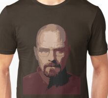 Heisenberg is watching you Unisex T-Shirt