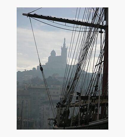 Le Vieux Port of Marseille Photographic Print