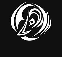 Life Forever logo - Black background Unisex T-Shirt