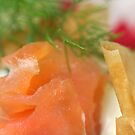 Smoked Trout with Vol-Au-Vent by SmoothBreeze7