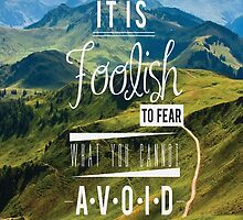 Mountains Quote by Charlotte Anderson