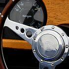 Morgan +4 dashboard & steering wheel by buttonpresser