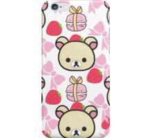 My Sweet Korilakkuma iPhone Case/Skin
