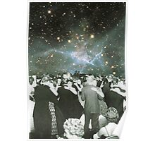 Dancing under the stars Poster