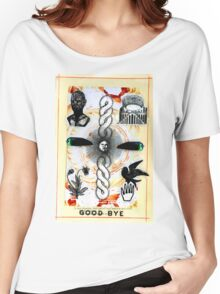 GOODBYE Women's Relaxed Fit T-Shirt