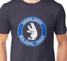 Greenland Soccer Polar Bears Unisex T-Shirt