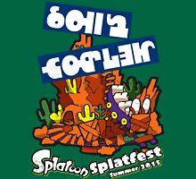 Splatfest Team Roller Coaster v.3 Unisex T-Shirt