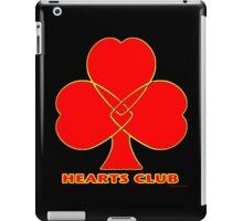 Hearts Club iPad Case/Skin
