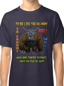 Ro-Man (with quote) Classic T-Shirt