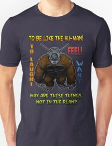 Ro-Man (with quote) Unisex T-Shirt