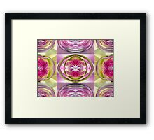 Star Elite Abstract Framed Print