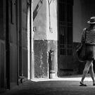 Walk this way  by areyarey