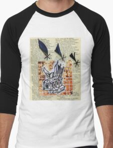 LUCKY CATHEDRAL Men's Baseball ¾ T-Shirt