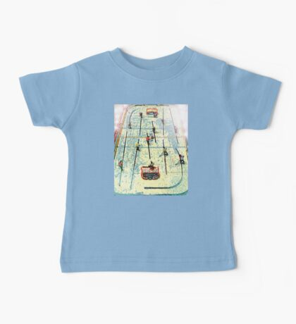Table Hockey 1 (2007) Baby Tee