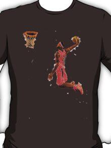 Basketball Dunk T-Shirt