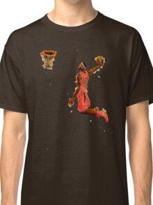 Basketball Dunk Classic T-Shirt