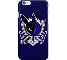 NPA Series - DARK TYPE iPhone Case/Skin