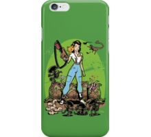 Alien Princess iPhone Case/Skin