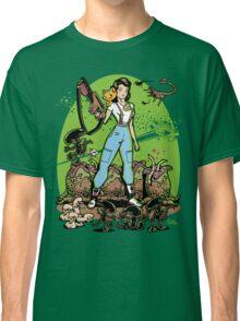 Alien Princess Classic T-Shirt