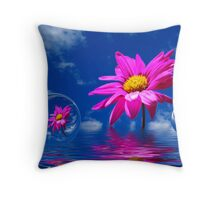 Chu Hua Throw Pillow