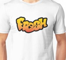 Fresh (Prince) - Orange Unisex T-Shirt