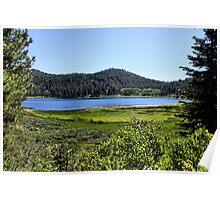 Spooner Lake Poster